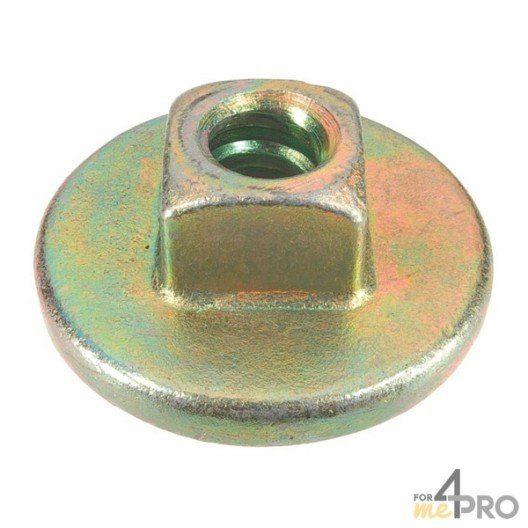 Ecrou carré Ø20/23 mm