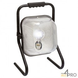 Ampoule de rechange pour projecteur de chantier 200w