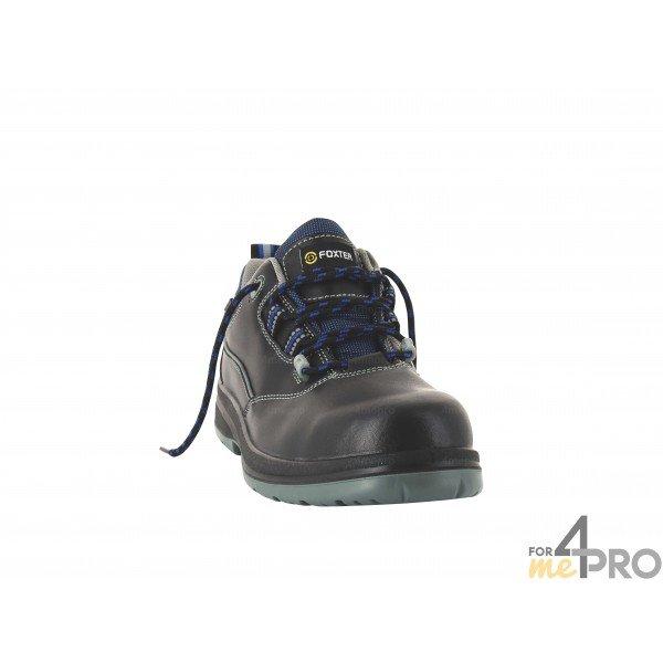 Chaussures de sécurité homme Mustang basses normes S3SRCWRU