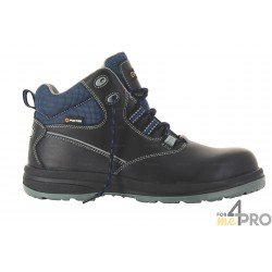 Chaussures de sécurité homme Mustang hautes - normes S3/SRC/WRU