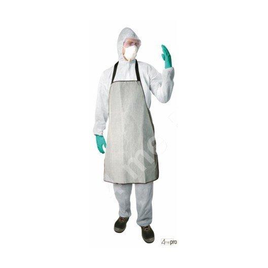 Tablier anti-coupure 75x60cm - sangles de maintien - normes 388 454x / EN 407 x1xxxx