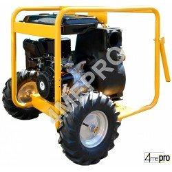 Groupe motopompe essence SWT 150 EXL 12 Brouette
