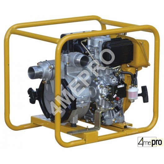 Groupe motopompe diesel SWT 50 DXL 15 Brouette