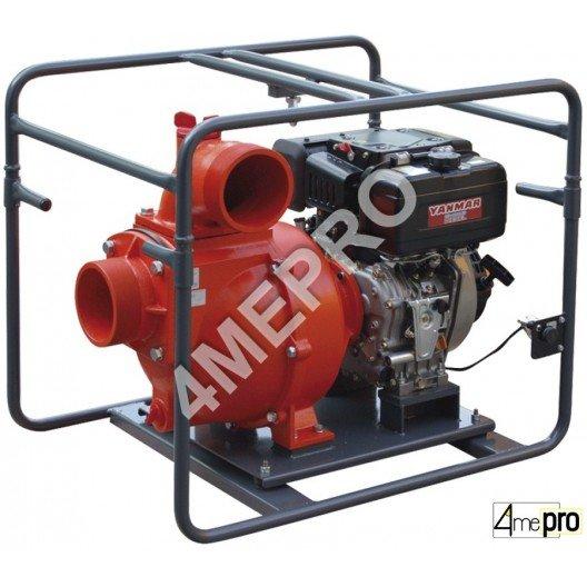 Groupe motopompe diesel SWT 150 DXL 15 DE