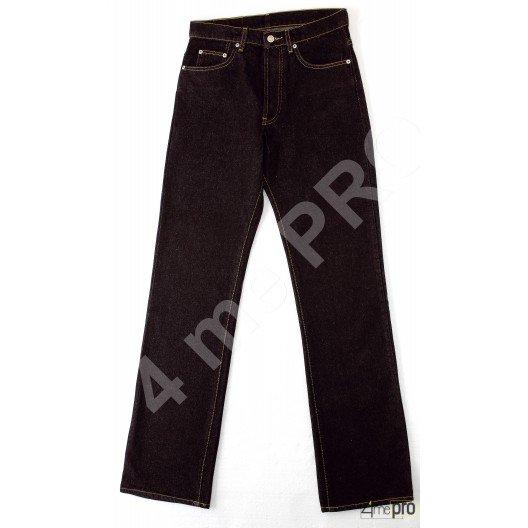 Pantalon Jeans noir denim Homme