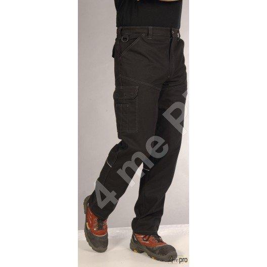 Pantalon multipoche Homme Confort