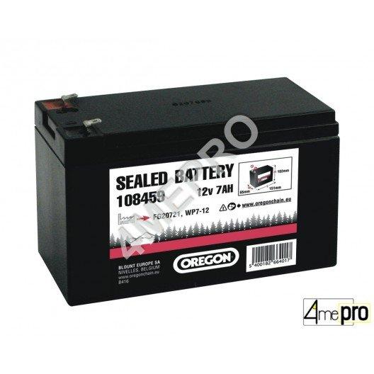 Batterie scellée cyclique SLA 12-7E