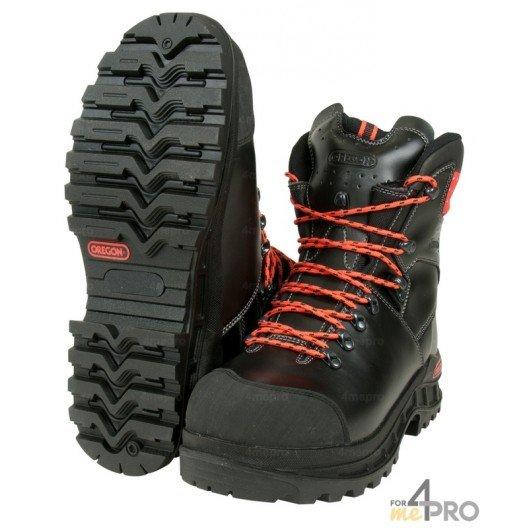 Chaussures de protection anticoupure Waipoua - classe 1