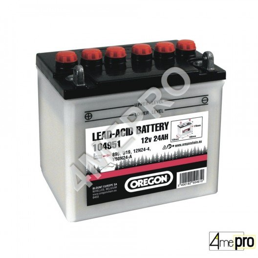 Batterie sèche au plomb 12N24-4