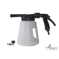 Pistolet Clean-boy mousse 2.8 l