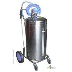 Pulvérisateur mousse Foam-matic 100 l inox