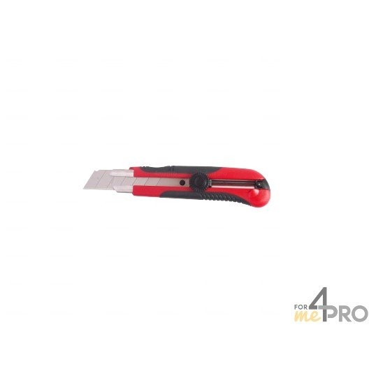 Cutter 25 mm bi-matière professionnel