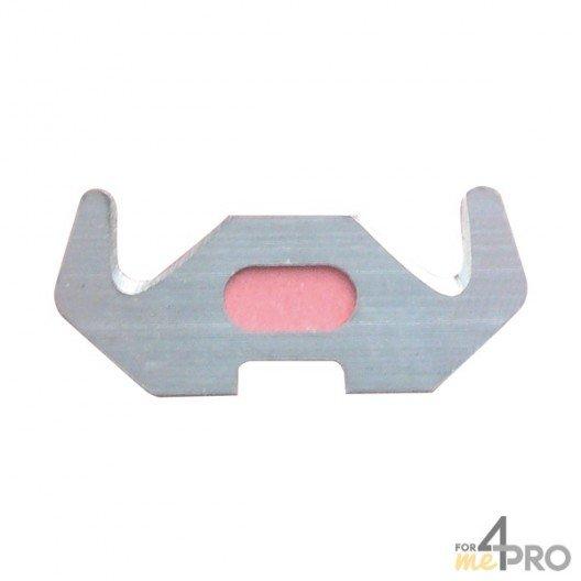 Lames de rechange mini crochet pour couteau de sécurité ABS 2 lames