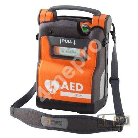 Sacoche de transport Premium avec kit de premiers secours pour défibrillateur Powerheart G5