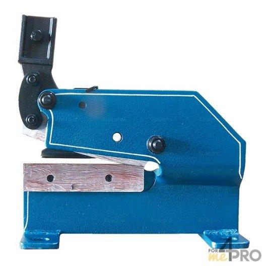 Cisaille à levier pour fer plat - lame 160 mm