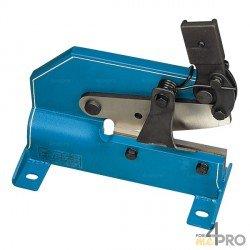 Cisaille à levier pour fer plat - lame 200 mm