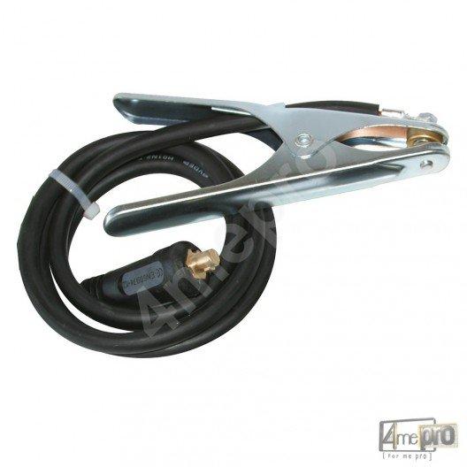 Câble pince de masse 200 A 10/25