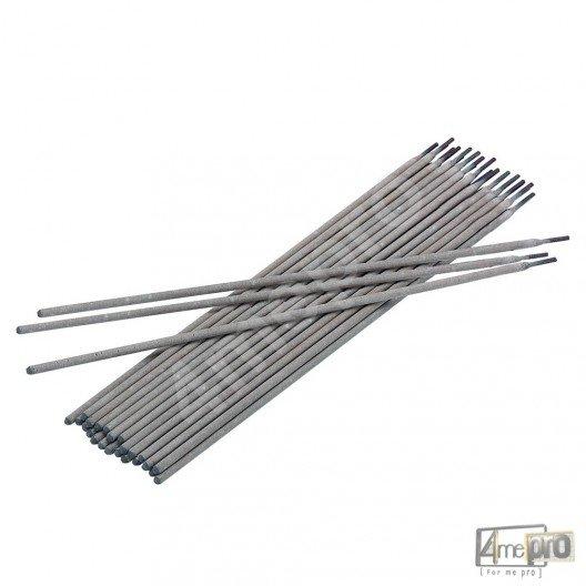 Électrode pour soudure verticale descendante