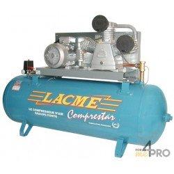 Compresseur triphasé 300L Lacmé Comprestar 3042B