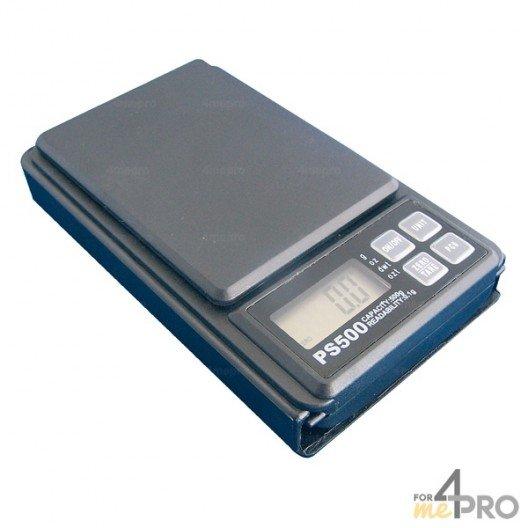 Balance digitale de poche 500g