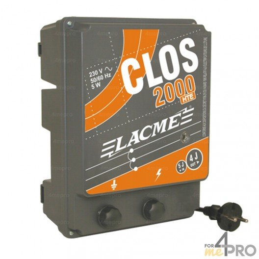 Electrificateur secteur Lacmé - Clos 2000