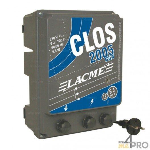 Electrificateur secteur Lacmé - Clos 2005