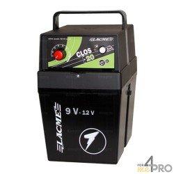 Electrificateur autonome Lacmé 9V - Gamme Clos 20