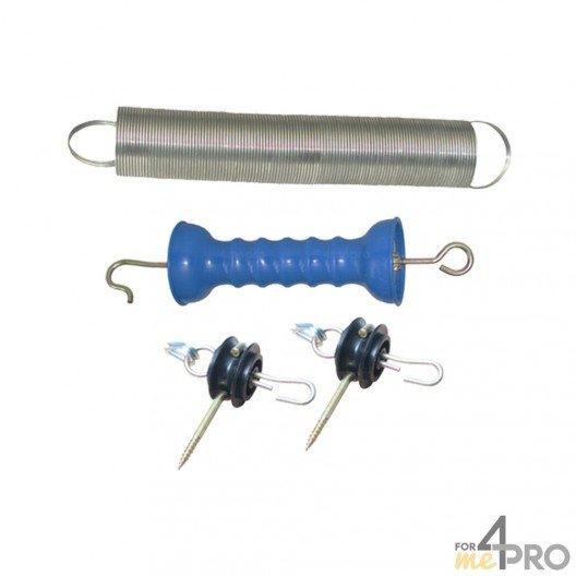 Kit Super poignée et isolateurs pour barrière Lacmé