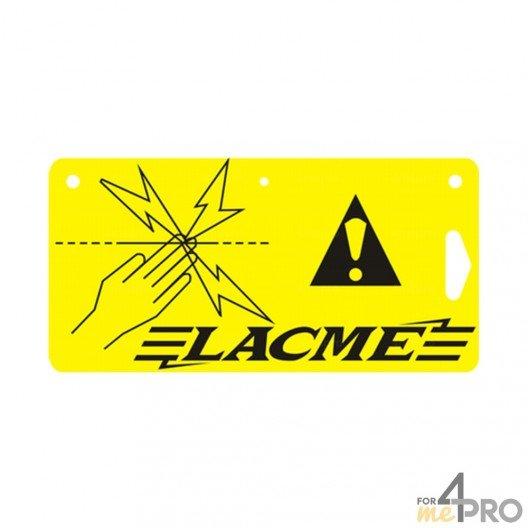 Panneau de signalisation - Clôture électrique