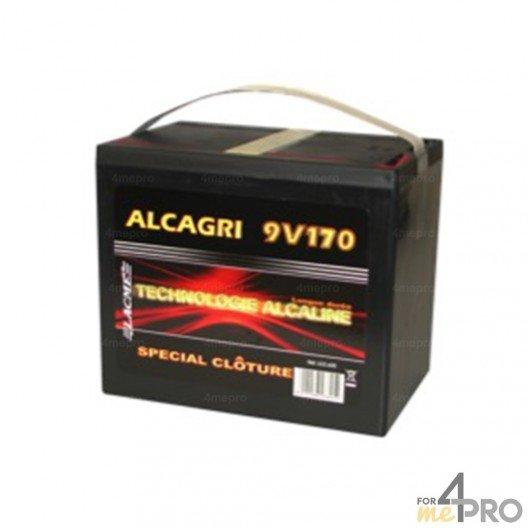 Pile 9V Lacmé Alcagri 170 aH