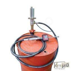 Pompe pneumatique pour lubrifiants et huiles