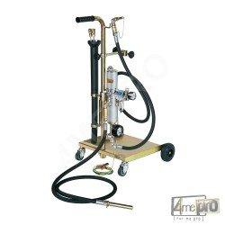 Kit de siphonage ATEX avec chariot