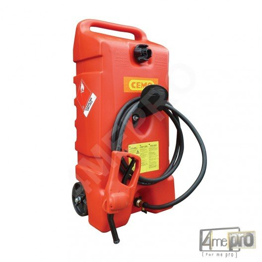 Caddy pour carburant - 53 L