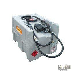 Station de ravitaillement gasoil Easy Mobil sans fil avec pompe électrique 24 V
