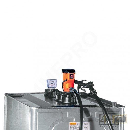 Pompe centrifuge pour tous types de réservoirs