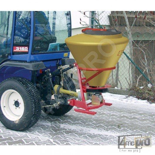 Epandeur porté pour micro-tracteur - 125 L