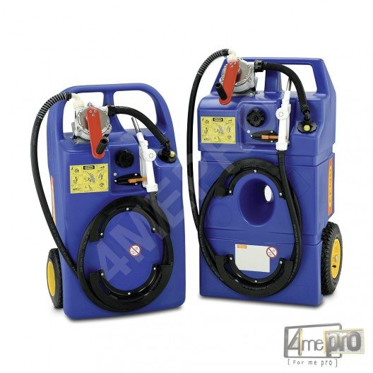 Caddy de ravitaillement AdBlue - Pompe rotative