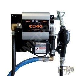 Pompe à palette 230 V auto-amorçante pour gasoil