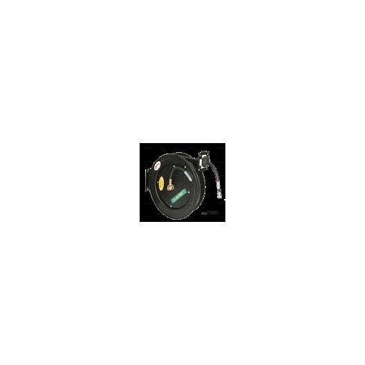 Enrouleur automatique carter ouvert 10x17 mm + support Lacmé