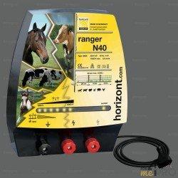 Electrificateur de clôture Ranger N40 - 230 V