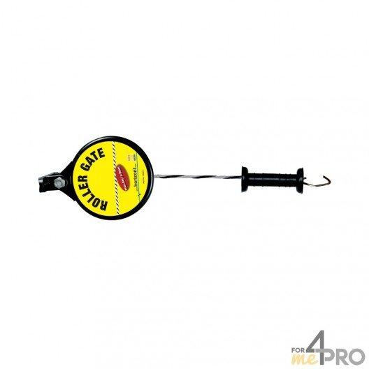 Enrouleur basculant avec corde de 6 mm