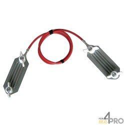 Câble interlignes pour rubans