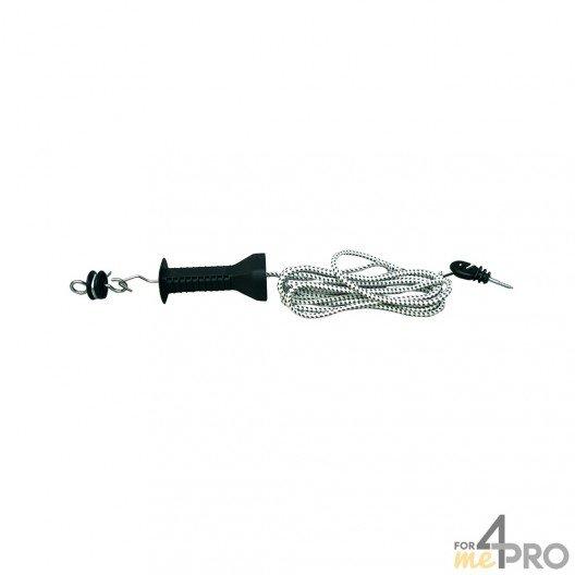 Kit portillon avec corde élastique