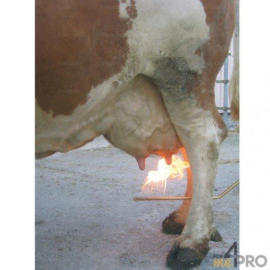 Epilateur thermique Preventa avec cartouche à gaz