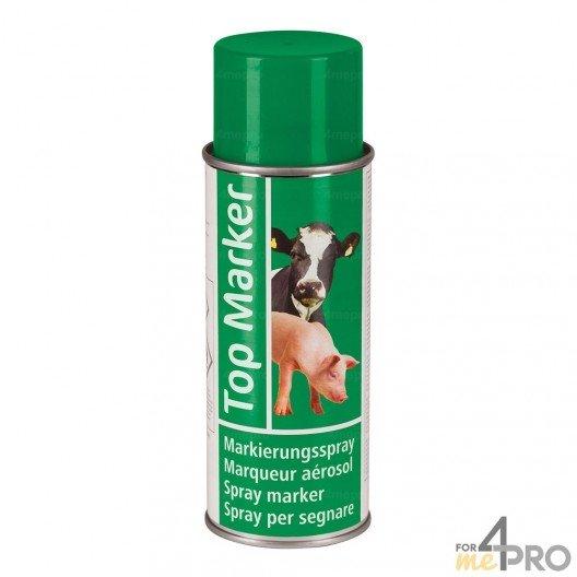 Lot de 12 sprays de marquage TopMaker