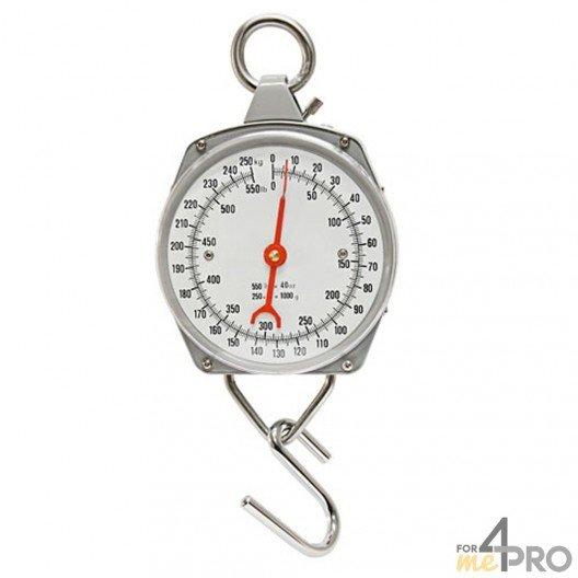 Peson dynamométrique jusqu'à 250 kg