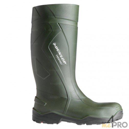 Bottes de sécurité Dunlop Purofort plus S5