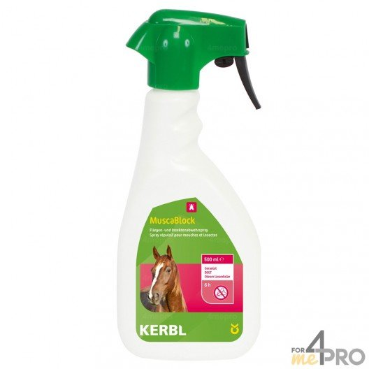 Spray de protection contre les mouches