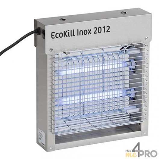 Tue mouches EcoKill en acier inoxydable