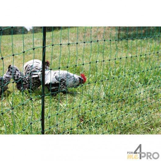 Filet à lapins L 50 m x H 65 cm